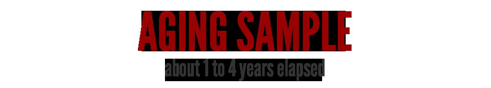 Aging Sample1