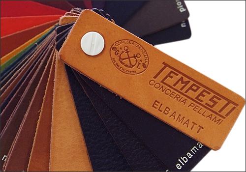 TENPESTI/テンペスティ レザー